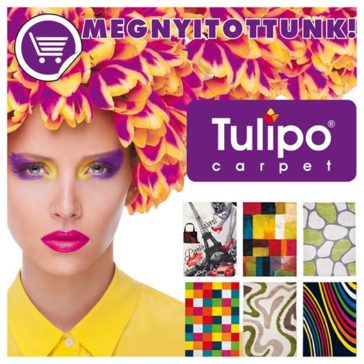 Tulipo szőnyeg diego