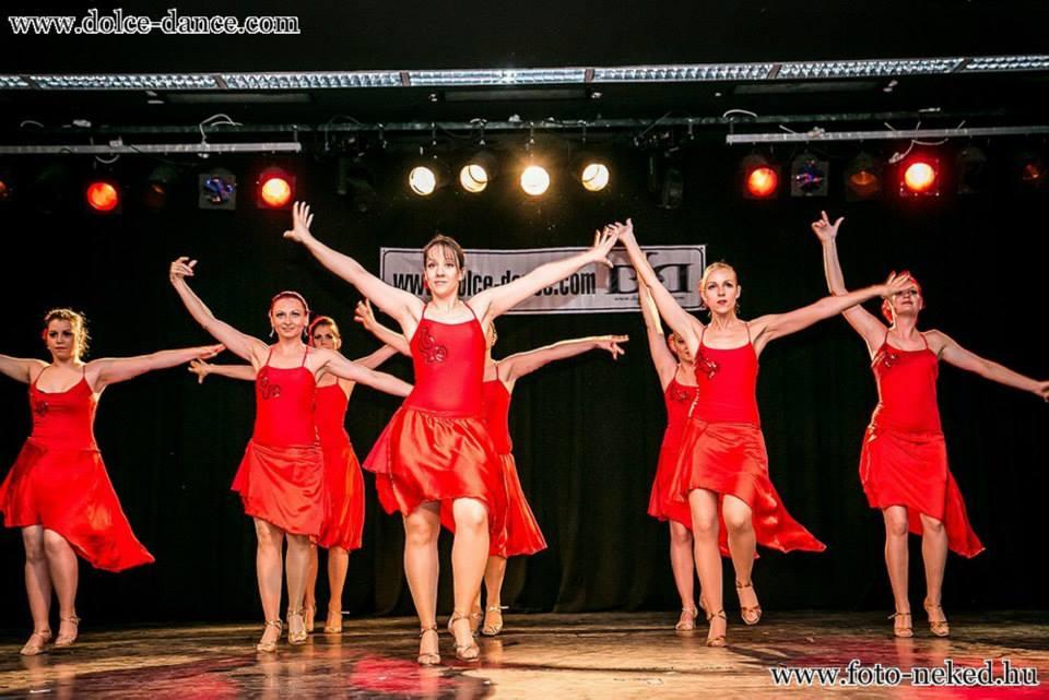 Dolce Dance bemutató