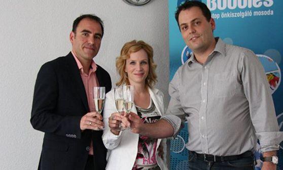 Hamarosan Debrecenben is elérhető a Bubbles szolgáltatása