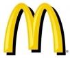 QR kód a McDonald's csomagolásokon