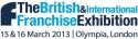 Már csak 2 hét, és megrendezésre kerül Londonban a Brit és Nemzetközi Franchise Kiállítás!