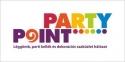 Új üzlet, új portál, széles áruválaszték - Party Point Árkád