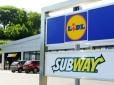 A Subway éttermet nyitott a Lidl egyik üzletében
