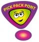 Pick Pack átveheti a megrendelt olvasnivalót (Líra könyv)