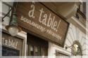 À table!: a szerelem elmúlt, a francia pékség megmaradt