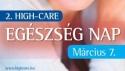 Nőnap előtt Egészség nap a High-Care üzletekben