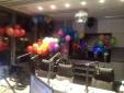 Party Point léggömbök borították a kétéves Music FM stúdióját