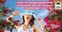 Szeptemberi ráadás hőmérséklet akció az Oázis Kertészetekben