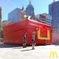 Uzsonnásdoboz éttermet nyitott a McDonalds