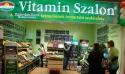 Megnyitott a Vitamin Szalon első budapesti egysége