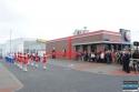 Burger King Drive étterem nyitott Nyíregyházán