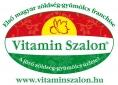 Megújult honlappal és 5 egységgel várja vásárolóit a Vitamin Szalon