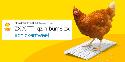 Minden szavát lesik a tweetelő csirkének