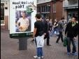 Interaktív plakáttal csábítja vendégeit a pizzéria