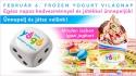 Frozen Yogurt világnap szombaton a Jono Yogókban