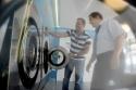 Megnyílt Sopron első, nonstop üzemelő önkiszolgáló mosodája