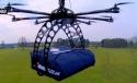 Nemsokára drónok szállítják házhoz a pizzánkat?