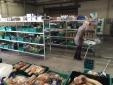 Megnyílt Nagy-Britannia első élelmiszer felesleg áruháza