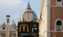 McDonald's nyílt a Vatikán tőszomszédságában