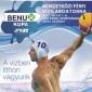 Péntektől kerül megrendezésre a BENU vízilabda kupa