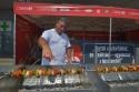 Rekordméretű grillnyársat sütöttek a SPAR kollégái