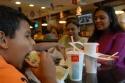Lemond éttermei feléről a McDonald's Indiában
