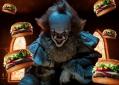 Perelné az orosz Burger King az év horrorfilmjét, mert szerintük az a McDonald's-ot reklámozza