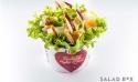 Ahova beteszi a lábát, ott hamar divatot teremt a Salad Box