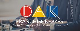 Franchise képzéssorozat indul október 31-én