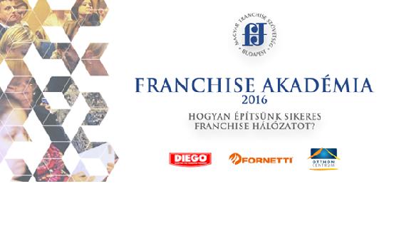 Tanuljon a legnagyobb hazai franchise hálózatok vezetőitől.