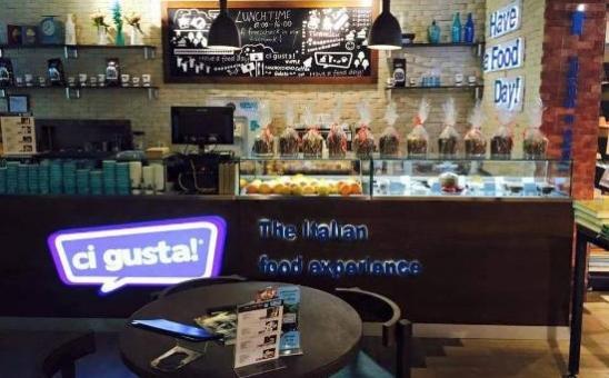 Hazánkban terjeszkedik a CiGusta olasz étteremlánc