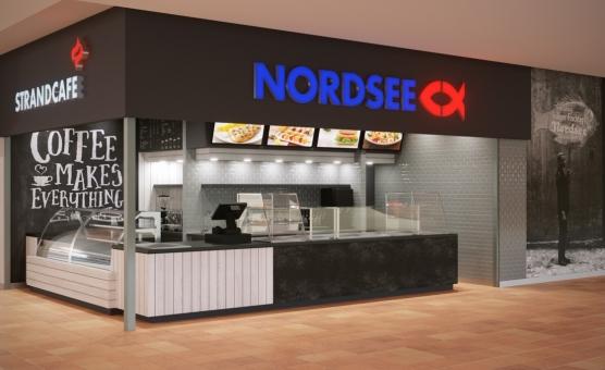 A győri Árkádban nyitotta meg első vidéki üzletét a Nordsee