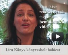 Líra Könyv bemutatkozó videó (2012) - Magyar Franchise Szövetség