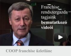 COOP bemutatkozó videó (2013) - Magyar Franchise Szövetség