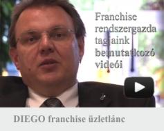 DIEGO bemutatkozó videó (2012) - Magyar Franchise Szövetség
