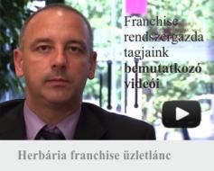 Herbária bemutatkozó videó (2012) - Magyar Franchise Szövetség
