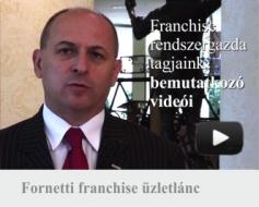 Fornetti bemutatkozó videó (2012) - Magyar Franchise Szövetség