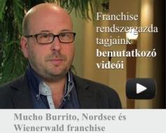 Mucho Burrito, Nordsee és Wienerwald bemutatkozó videó (2013) - Magyar Franchise Szövetség