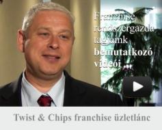 Twist & Chips bemutatkozó videó (2013) - Magyar Franchise Szövetség