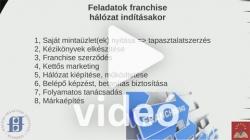 TUDÁSTÁR - A franchise hálózat indítás tudnivalói (02. rész)