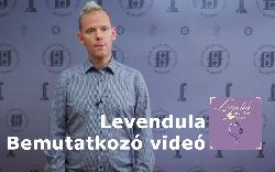 Levendula bemutatkozó videó (2016) - Magyar Franchise Szövetség